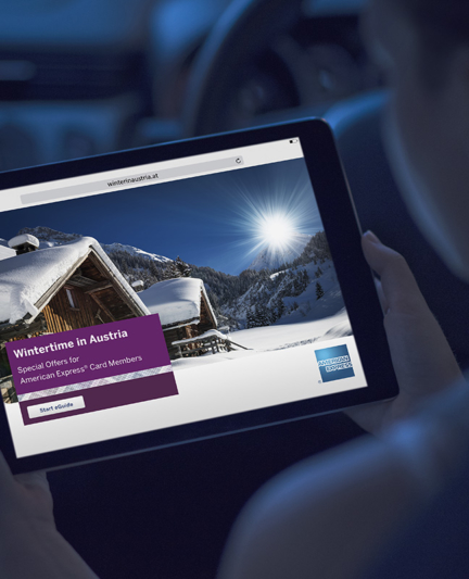 AMEX – Winter in Austria
